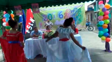 Muestra Cultural en Celebración de Soluciones Habitacionales